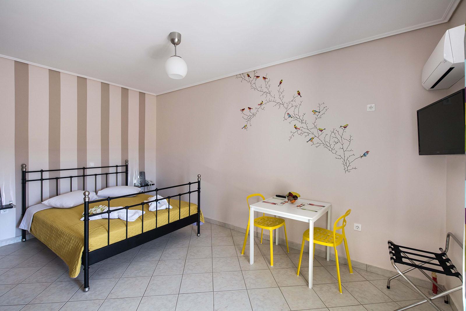 Alexandros Lefkada Studios Diklino Second Floor