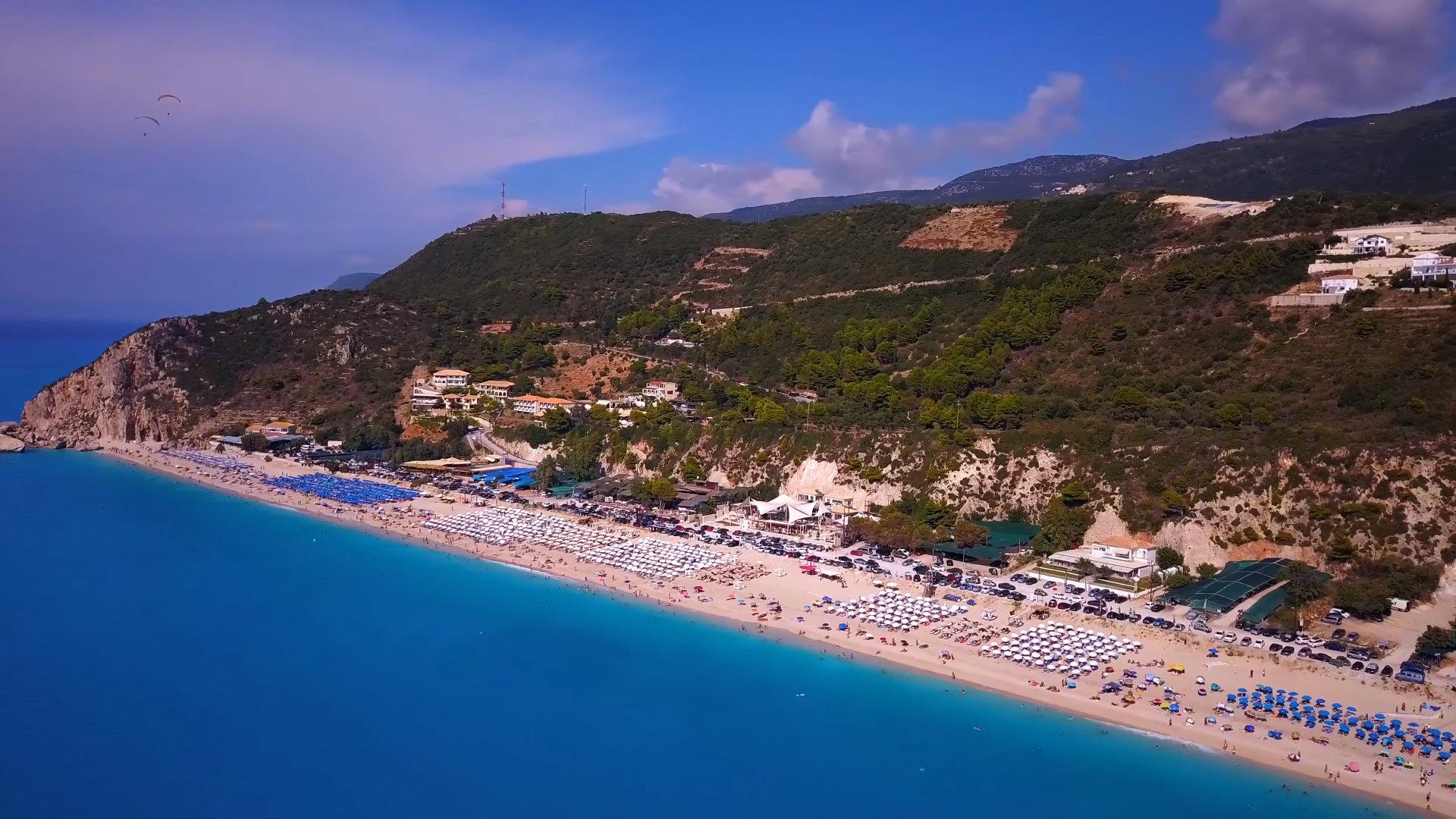 Alexandros Studios Lefkada Beaches
